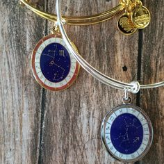 Celestial Wheel Bangles and Necklaces. Connect to your SIGN, your astrological self, and unleash your true and innate gifts with deeper insight. | ALEX AND ANI