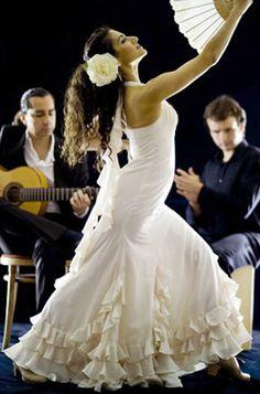 Flamenco. Top flamenco guitarists follow the dancer's feet, not vice versa.