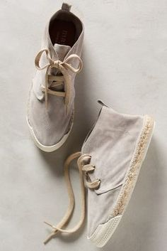 Maypol Satsuma Espadrille Sneakers Grey Sneakers #anthrofave