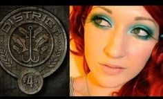 hunger games makeup tutorials by leesha c. love these!