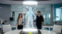 Extant on CBS is creepy and interesting as well as a bit unbelievable.  A little SciFi and my brother is a cameraman!