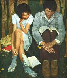 Reading and Art