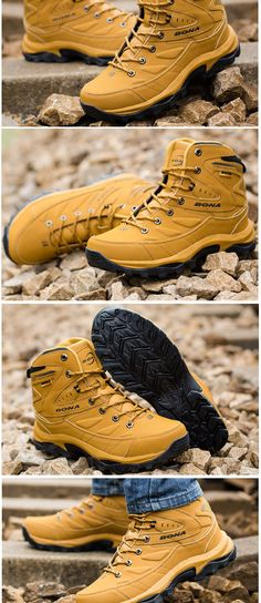 77ac78493ef 7 Best Outdoor Sport Men's Waterproof Hiking Boots images in 2019