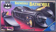 Kenner Batman Returns Batmissile Batmobile Vehicle 1991