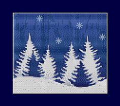 Christmas wishes, free cross stitch patterns and charts - www.free-cross-stitch.rucniprace.cz