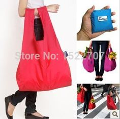 2015 Large-capacity Fashion Reusable Shopping Bag Grocery Bags Tote environmental Folding pouch handbags Convenient storage bags - http://www.aliexpress.com/item/2015-Large-capacity-Fashion-Reusable-Shopping-Bag-Grocery-Bags-Tote-environmental-Folding-pouch-handbags-Convenient-storage-bags/32275877369.html