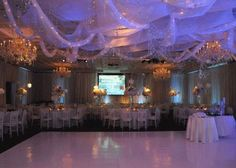 The Townsend Hotel Bar and Bat Mitzvah Gallery | Detroit Hotel, MI