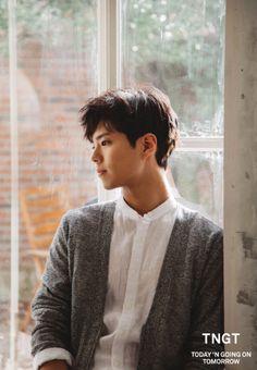 """Park Bo Gum 박보검 朴寶劍 """"park bogum for tngt ✧ 2016 s/s visual campaign (behind the x """" Korean Star, Korean Men, Korean Face, Asian Actors, Korean Actors, Korean Dramas, Park Bo Gum Wallpaper, Oppa Ya, Jong Hyuk"""