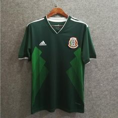 845419adc6f 2018 Men Mexico Jersey Stadium Home Soccer Jersey World Cup Jersey Fanatics