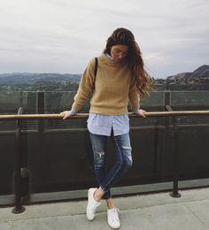 Negin Mirsalehi в Instagram: «Yesterdays full look. #neginla»