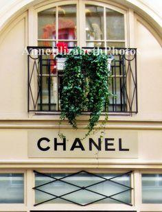 Paris Chanel Boutique