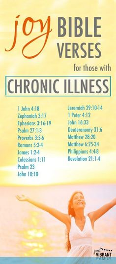 Do you or someone you love deal with chronic illness? That's why I've put together these Bible verses for chronic illness.You're not alone as you suffer with chronic pain, and yes, authentic joy is possible. Plus get a free joy bible study sample so you can learn more about how to study joy in all circumstances. #chronicpainquotes #chronicpain #chronicillness #chronicillnessbibleverses