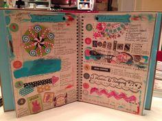 Favorite things page Jan 01 2014  Smash book