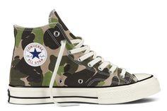 473e490014c1 Converse Chuck Taylor Sneakers...cammo Camo Converse