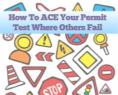 Reports have stated that between 35% and 43% of people to take the written exam fail on their first attempt. (How to ACE permit test)
