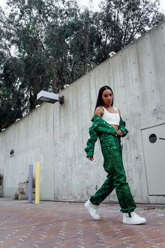 Aleali May — H&M x KENZO