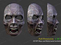 Monster mask Full Ermission