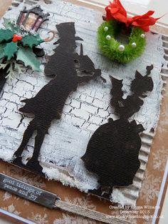 That's Life: Christmas Carols. Christmas Music, Christmas Greeting Cards, Christmas Carol, Christmas Holidays, Christmas Decorations, Christmas Ornaments, Victorian Christmas, Handmade Christmas, Vintage Christmas