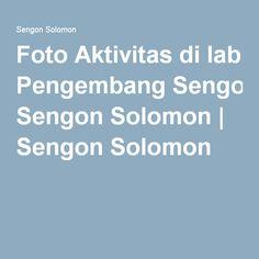 Foto Aktivitas di lab Pengembang Sengon Solomon | Sengon Solomon