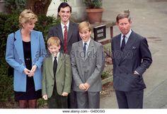 Royalty - Prince William at Eton - Stock Image