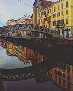 Sul Grande con Antoine Laguerre #milanodavedere Milano da Vedere