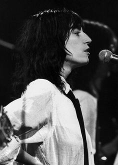 'Where does it all lead? What will become of us? These were our young questions, and young answers were revealed. It leads to each other. We become ourselves' ~ Patti Smith
