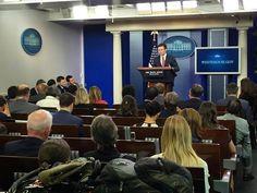 It's a White House day #press #tvnews #tvnewslife by stevemuskat #WhiteHouse #USA