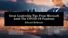 Edward McKenzie of the Virgin Islands lists great leadership tips from Microsoft amid the COVID-19 pandemic. Leadership Tips, Leadership Roles, Return To Work, Know The Truth, Virgin Islands, When You Can, Listening To You, Motivate Yourself, Understanding Yourself