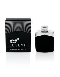 Legend by Mont Blanc simultaneously expresses strength and softness; clarity and mystery. This very masculine yet subtle perfume is perfect for the very ambitious Mr. Business $75- $99 available at Myer #mensfragrances #giftideas