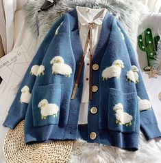 Sweater Coats, Sweater Cardigan, Oversized Cardigan, Loose Sweater, Comfy Sweater, Cute Cardigan Outfits, Slouchy Cardigan, Cardigan Fashion, Long Sleeve Sweater