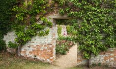 The Walled Garden by Sarah Howe (Poem)