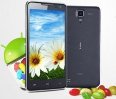 LAVA Iris with Gesture Recognition & Quad Core Processor for Rs. -Specs & Features LAVA Iris is the latest smartpho. Android Developer, Quad, Lava, Iris, Smartphone, Product Launch, Iphone, 6 Inches, Mobile Phones