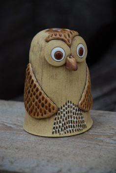 Sova - keramika keramika pták ptáček keramické sova keramický ptáčci ptáci sovy z keramiky