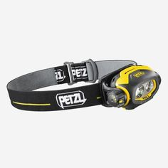 Petzl Pixa 3 from the Professional Line. But seriously, it's waterproof, shockproof, chemical proof, and performs in extremely cold climates. I want one.