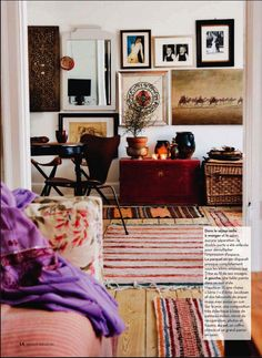 Eclectic in Copenhagen, Maison Mag Jan/Feb 2011