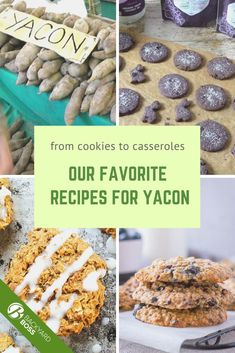 The deliciously sweet taste and satisfyingly crispy texture of yacon makes it an incredible addition to so many dishes. It especially shines in these 27 yacon recipes that you absolutely have to try. Included are yacon chicken recipes, yacon chip recipes, yacon syrup recipes, yacon dessert recipes, yacon soup recipes, yacon stir fry recipes, and more! #yacon #yaconrecipes Chicken Vegetable Curry, Vegetable Chips, Chicken And Vegetables, Garden Vegetable Recipes, Vegetable Gardening, Blueberry Oatmeal Cookies, Syrup Recipes, Pork Fillet, Sweet N Sour Chicken
