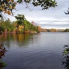 Atsion Lake  Shamong NJ