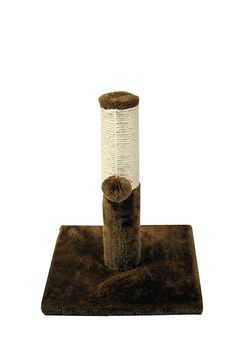 HIDING CAT TREE Deluxe Cat Scratching Post Pole with Accessories Play Toy, Sisal Teaser and Exerciser for Cats or Kitty (Brown) by HIDING * Details can be found by clicking on the image. (This is an affiliate link and I receive a commission for the sales) Cat Towers, Cat Scratching Post, Cat Condo, Cat Tree, Cat Furniture, Sisal, Just For You, Image Cat, Kitty