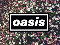 I made some oasis wallpapers