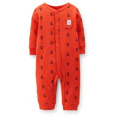 Cotton Snap-Up Sleep & Play   http://www.carters.com/carters-baby-boy-spring-sale-snp/V_115A274.html?dwvar_V__115A274_color=Color