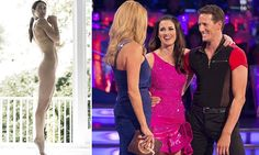 Strictly's Kirsty: My body confidence plunged after divorce