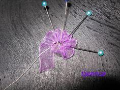 Sevgili Nil arkadaşımın isteğiyle anemon çiçeğinin nasıl yapıldığını anlatmaya çalışacağım   walla sağ olsun Nil'in sayesinde hatırladım,ne ...