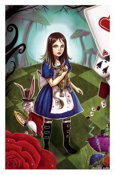 Alice by chrissie-zullo on DeviantArt