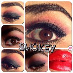 Smokey eyes, by Lisz Cp