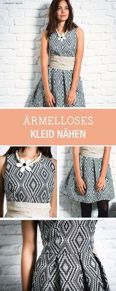 Spitzenkleid nähen | kleeder | Pinterest | Sewing projects, Clothes ...