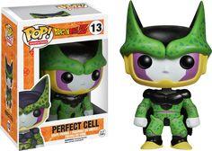 Figurine POP - Dragon Ball Z, Perfect Cell.