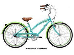 Nirve.com - Women's Stylish Beach Cruiser Bikes