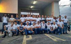 ALEXANDRE GUERREIRO: Parte do pessoal equipe A - Penitenciária Deputado...