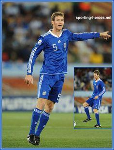 Mario Bolatti - Argentina - FIFA Copa del Mundo 2010