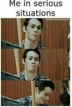 ImageFind images and videos about funny, lol and teen wolf on We Heart It - the app to get lost in what you love. Crazy Funny Memes, Really Funny Memes, Stupid Funny Memes, Funny Relatable Memes, Funny Facts, Haha Funny, Funny Stuff, Funny Movie Memes, Bff Quotes Funny